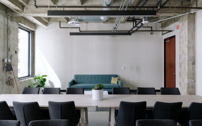 Beautiful co-working space