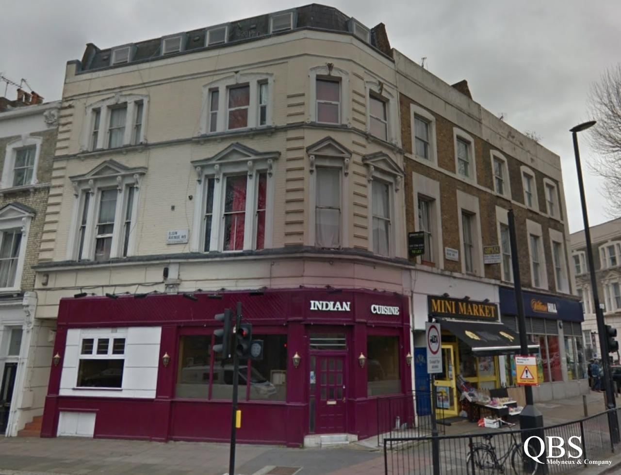 Investment Freehold Opportunity in Maida Hill, W9